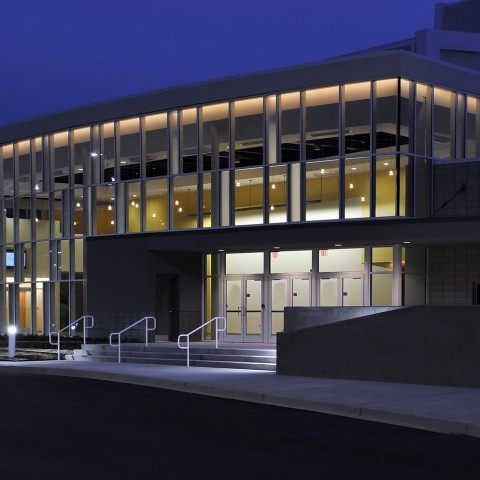 Porter Sanford III Performing Arts and Community Center