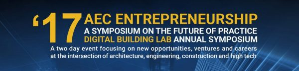 My Thoughts from the 2017 GT Digital Building Laboratory Symposium