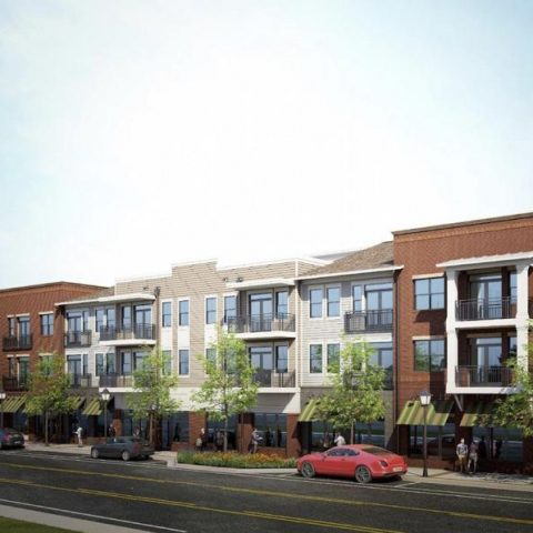 Lawrenceville SouthLawn Redevelopment