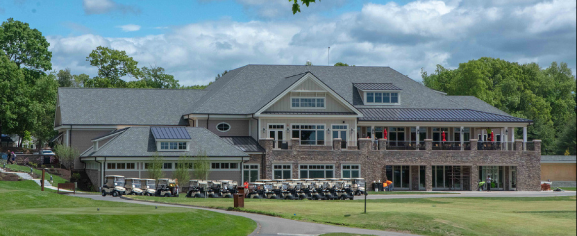 TPC River Highlands & Travelers Championship New Clubhouse