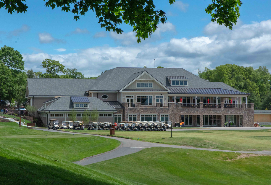 TPC River Highlands & Travelers Championship New Clubhouse ...
