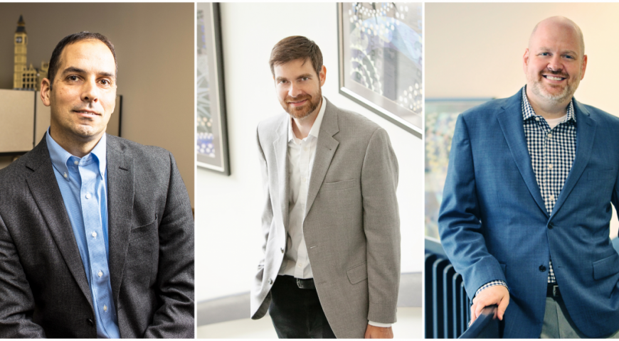 PES Structural Engineers is Pleased to Announce Our Newly Appointed Principals!